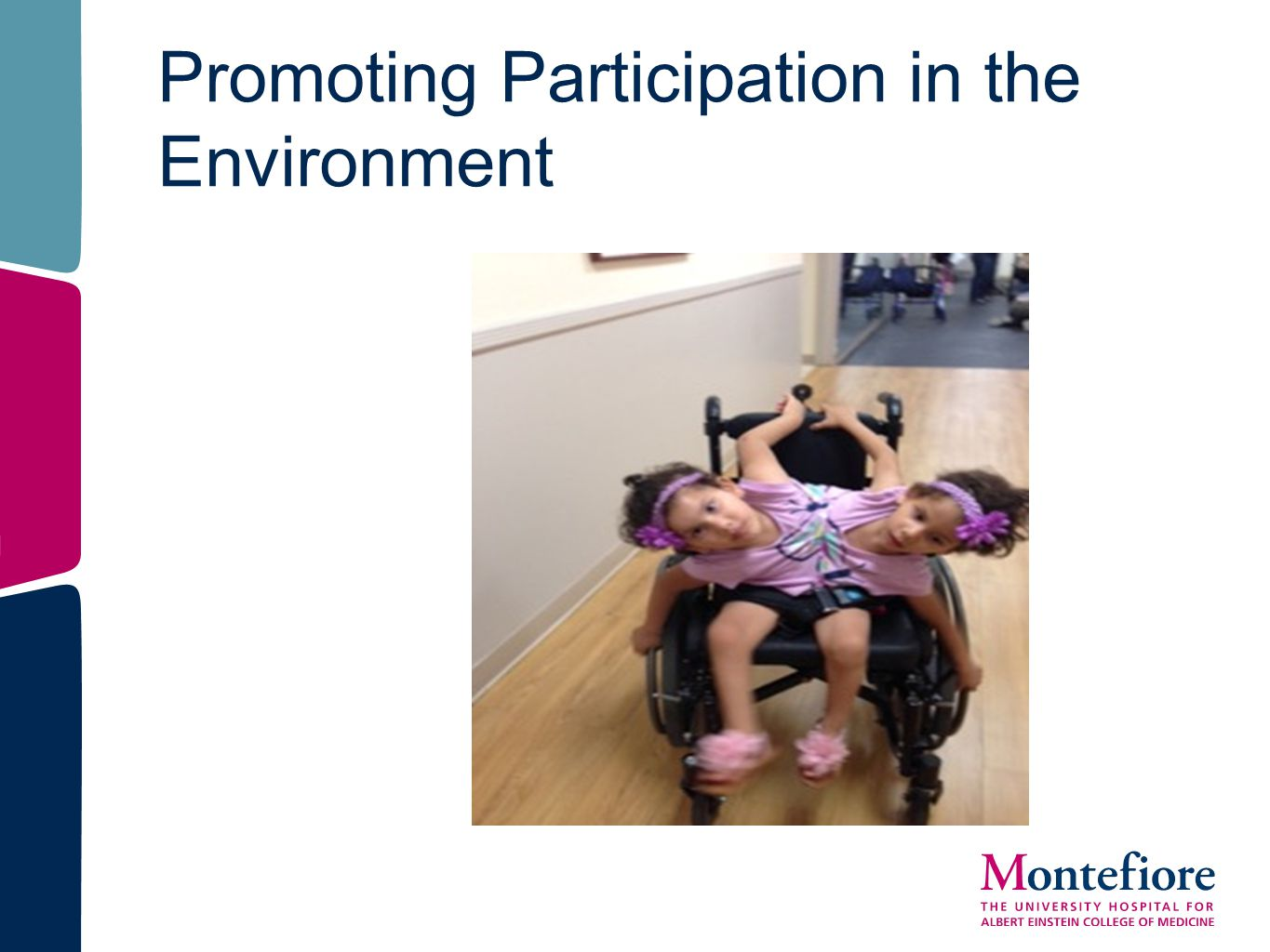 Promoting Participation in the Environment