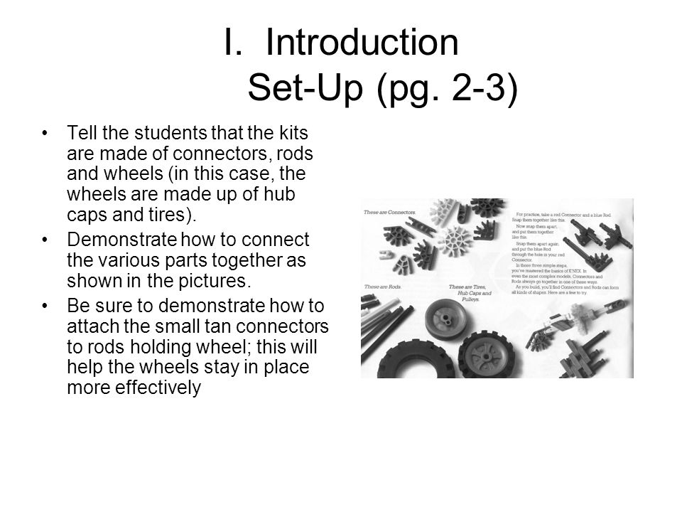 I.Introduction Tips (pg.