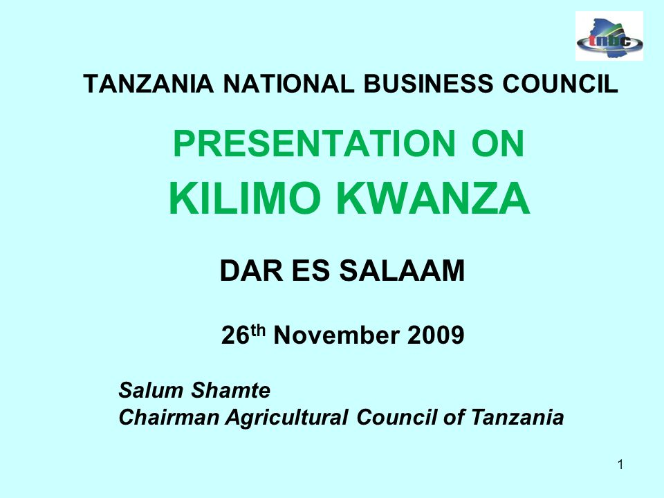 12 PAST PERFOMANCE OF AGRICULTURE IN TANZANIA… SOURCE: Annual Reports of Ministry of Agriculture, Food and Cooperatives