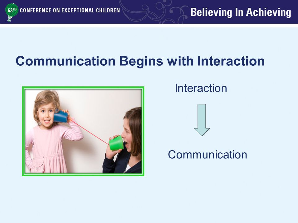 Older Preschoolers Use long, complex sentences to communicate Engage in extended conversations Understand directions including two-step unrelated commands (i.e.