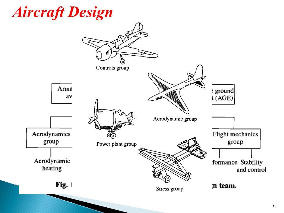 34 Aircraft Design