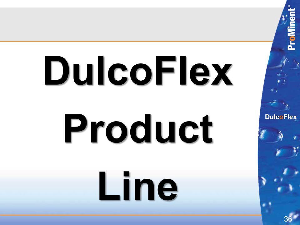 36 DulcoFlex DulcoFlexProductLine