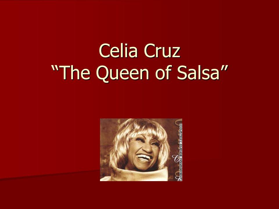 Celia Cruz Celia Cruz was born Ursula Hilaria Celia Caridad Cruz Alfonso on October 21, 1925, in the diverse working-class neighborhood of Santos Suárez in Havana, Cuba.