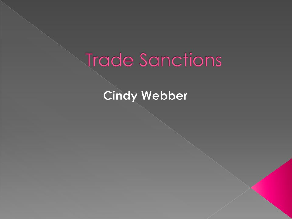  U.S.Economy also hit hard by sanctions.