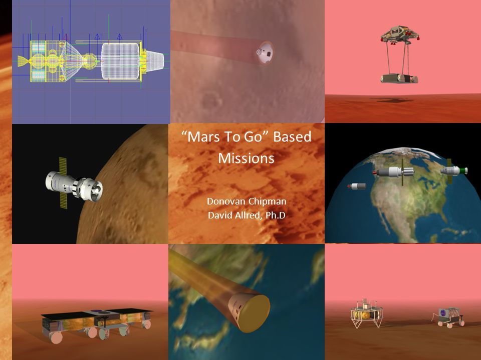 Mars To Go Classic