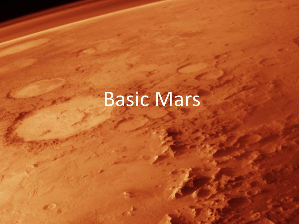 Basic Mars