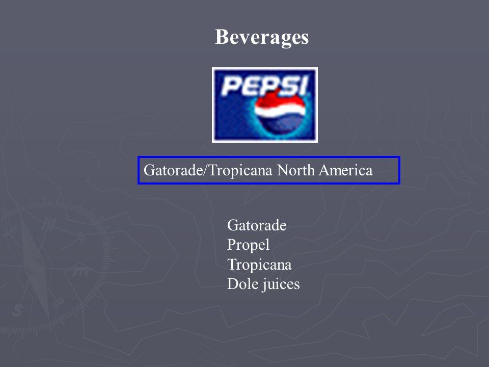 Beverages Pepsi-Cola North America Pepsi-Cola Mountain Dew Slice Mug Sierra Mist FruitWorks Lipton Dole Aquafina Frappuccino SoBe AMP