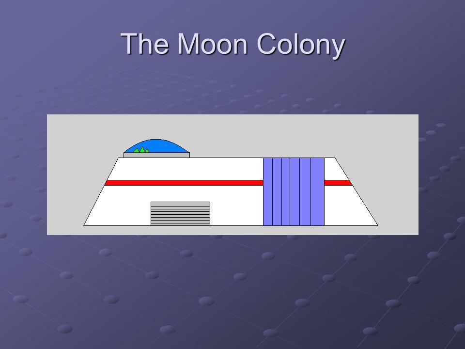 The Moon Colony