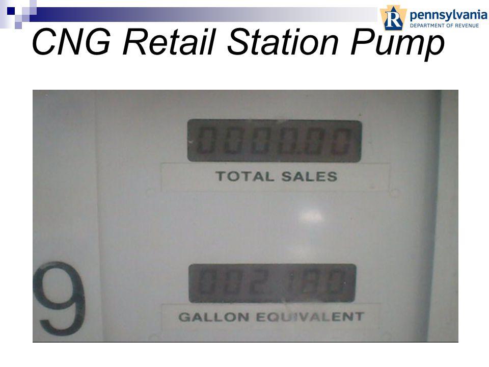 PECO Fast Fill Pump