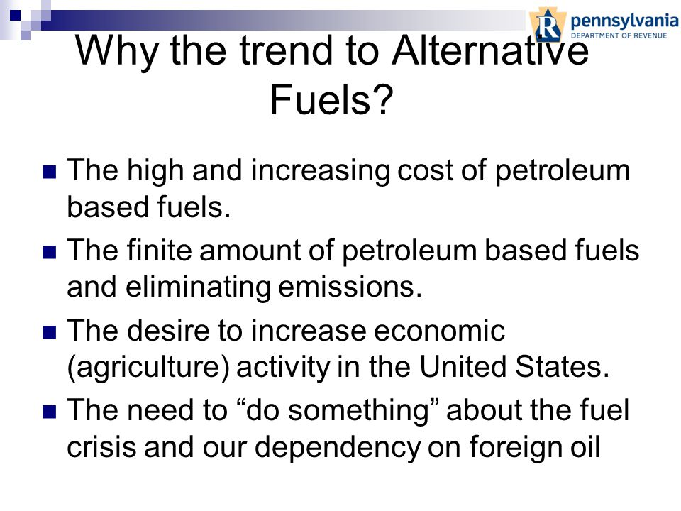 An alternative fuel dealer-user may be defined as any person who delivers or places alternative fuels into the supply tank or other device of a vehicl