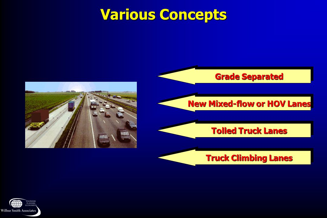 State DOT's are starting to recognize…….State DOT's are starting to recognize…….