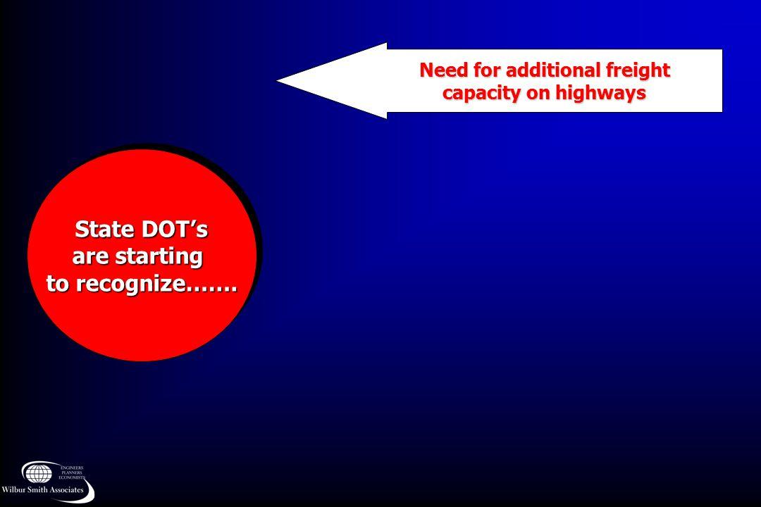Scenario 7: Truck Productivity Scenario 3: Truck/Auto Separation Scenario 4: Multimodal Rail Corridor Scenario 5: Multimodal Waterway Corridor Scenario 6: Urban Truck Bypass Scenario 2: ITS Scenario 1: Widening Potential Strategies National I-10 Freight Corridor