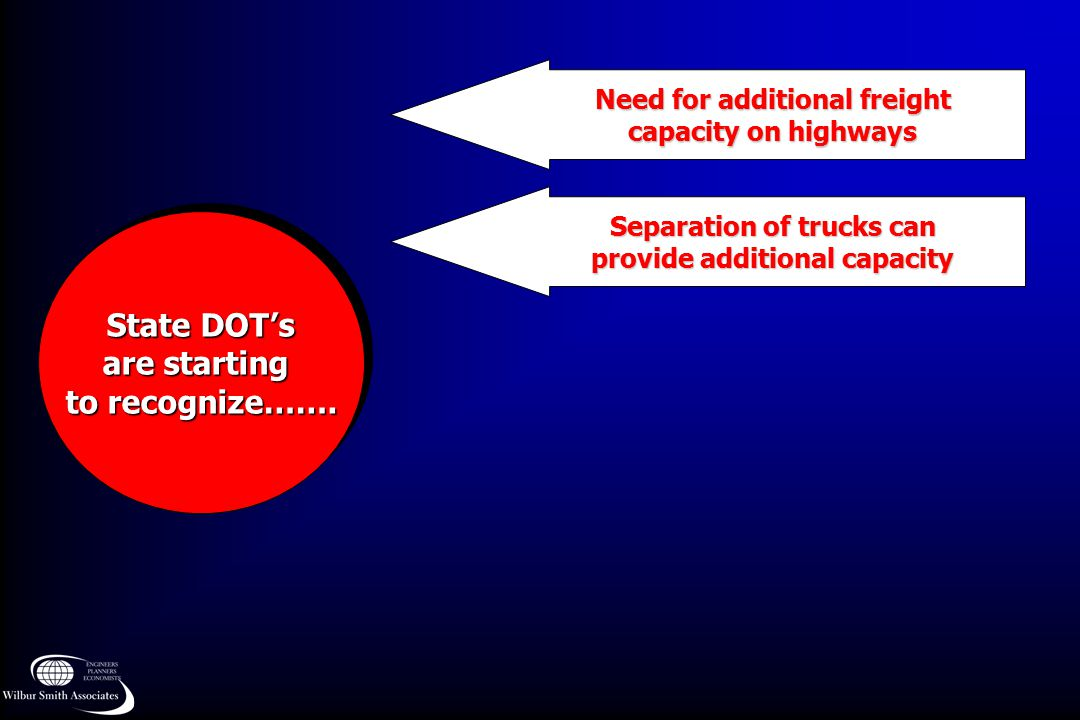 Impact of Freight on Congestion - 2025 Without Freight WithFreight