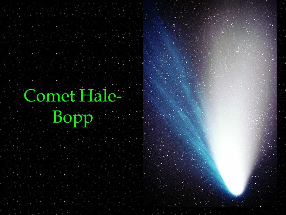 Comet Hale- Bopp