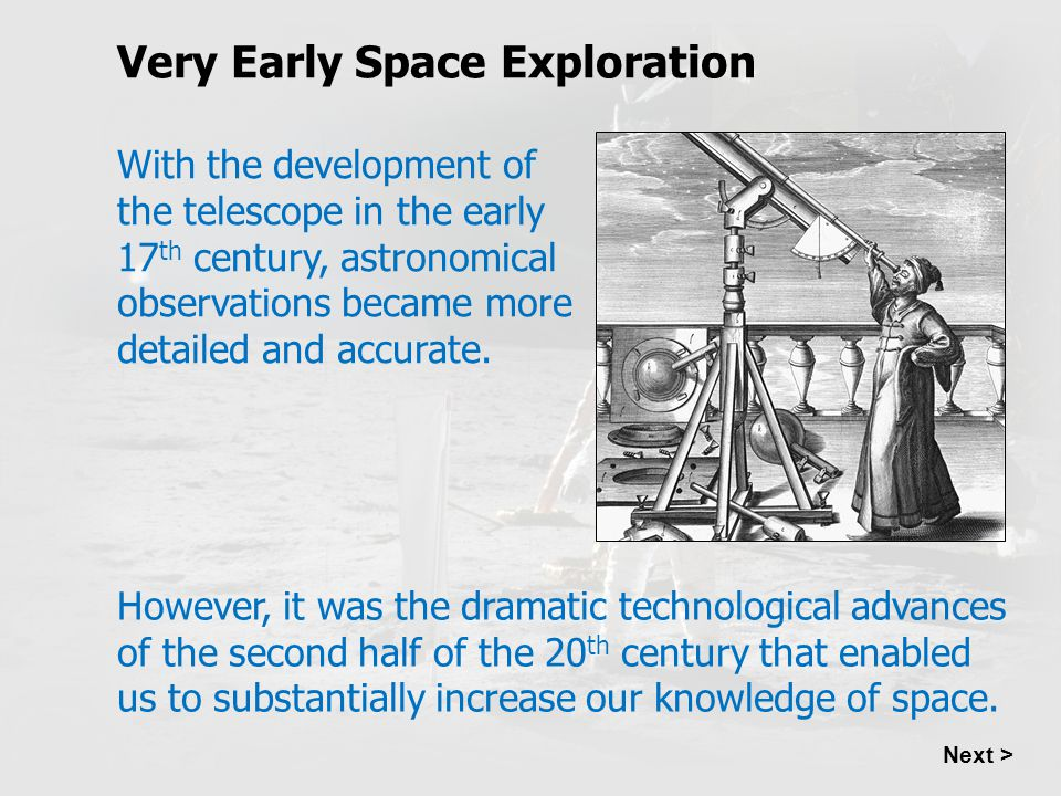 Early Rockets Next > The principle of the rocket has been around for a long time.