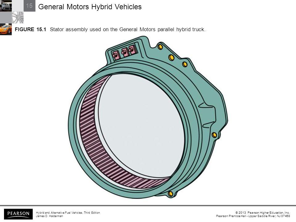 15 General Motors Hybrid Vehicles Hybrid and Alternative Fuel Vehicles, Third Edition James D.