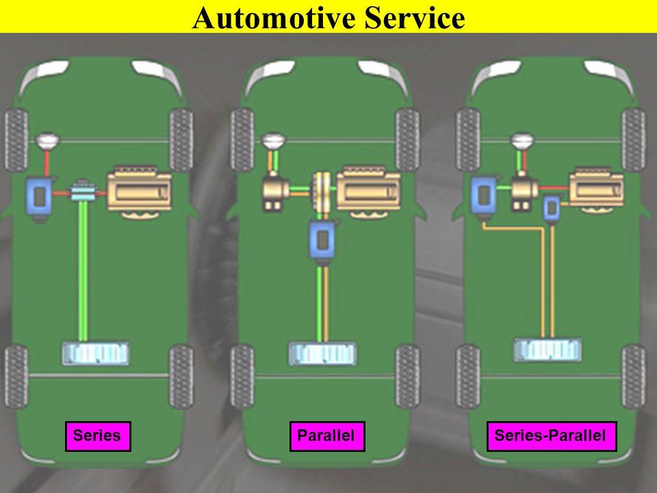 Automotive Service SeriesParallelSeries-Parallel