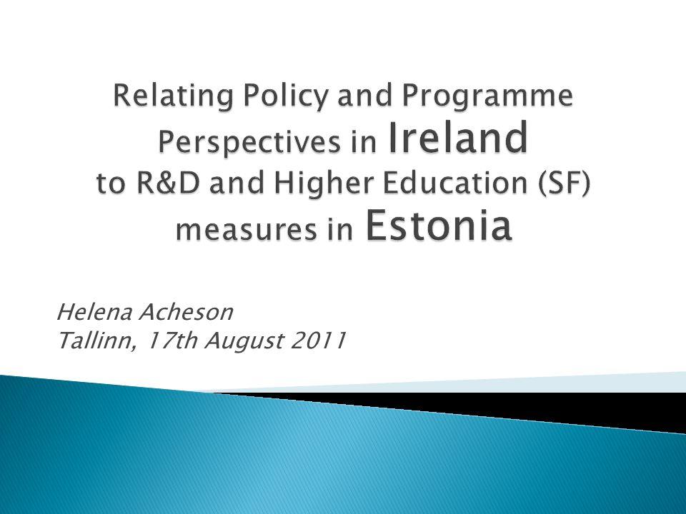 Helena Acheson Tallinn, 17th August 2011