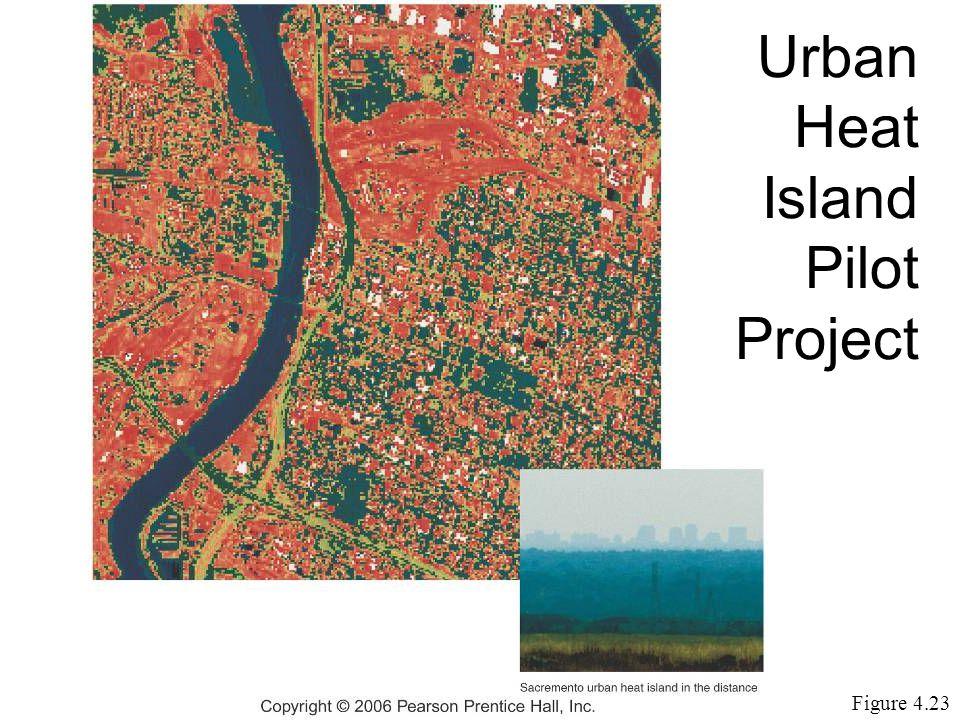 Urban Heat Island Pilot Project Figure 4.23