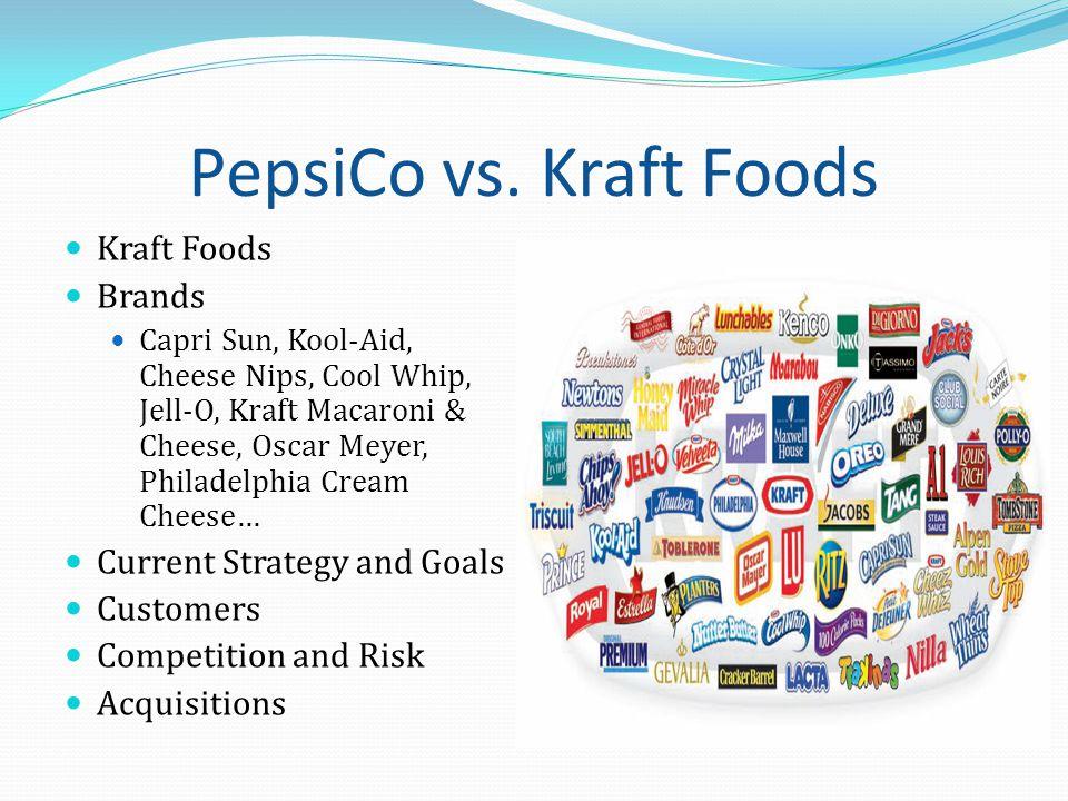 PepsiCo vs.