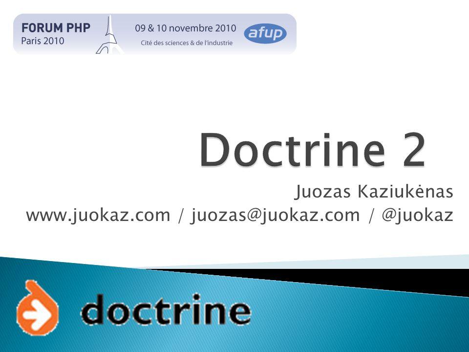 Juozas Kaziukėnas www.juokaz.com / juozas@juokaz.com / @juokaz