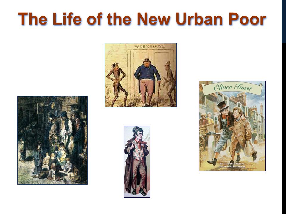 The Life of the New Urban Poor