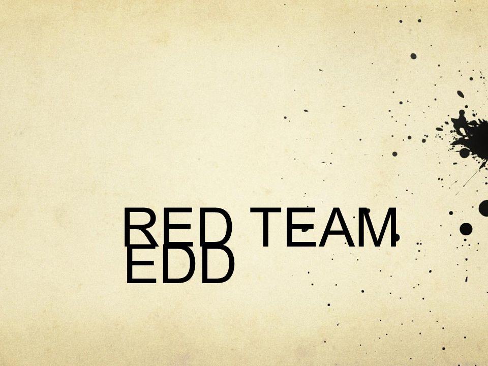 RED TEAM EDD