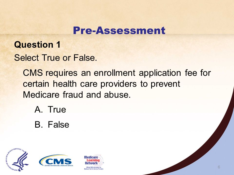 46 The acronym CERT in the Medicare Program stands for: 1.
