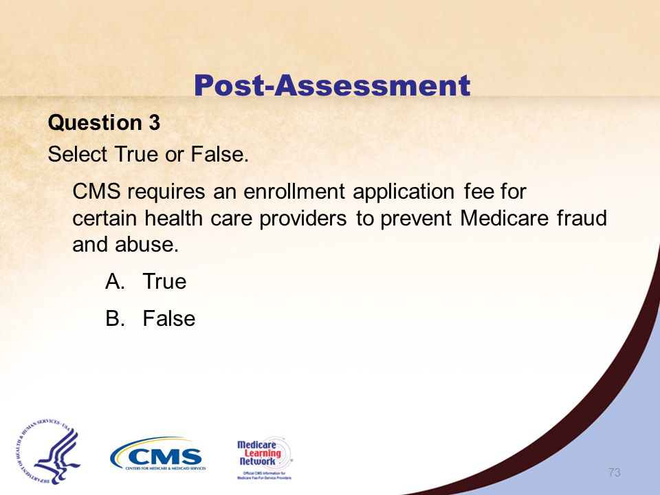 Post-Assessment Question 2 Select the correct answer.
