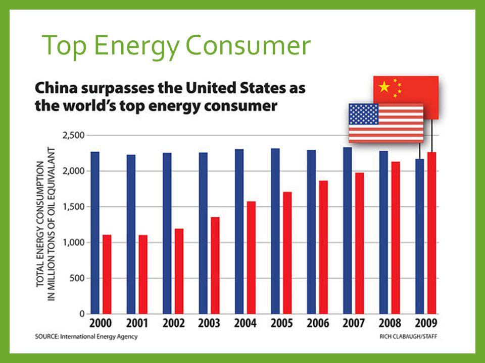 Top Energy Consumer