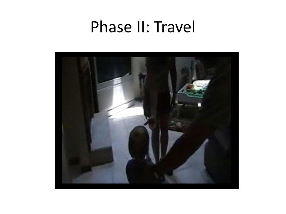 Phase II: Travel