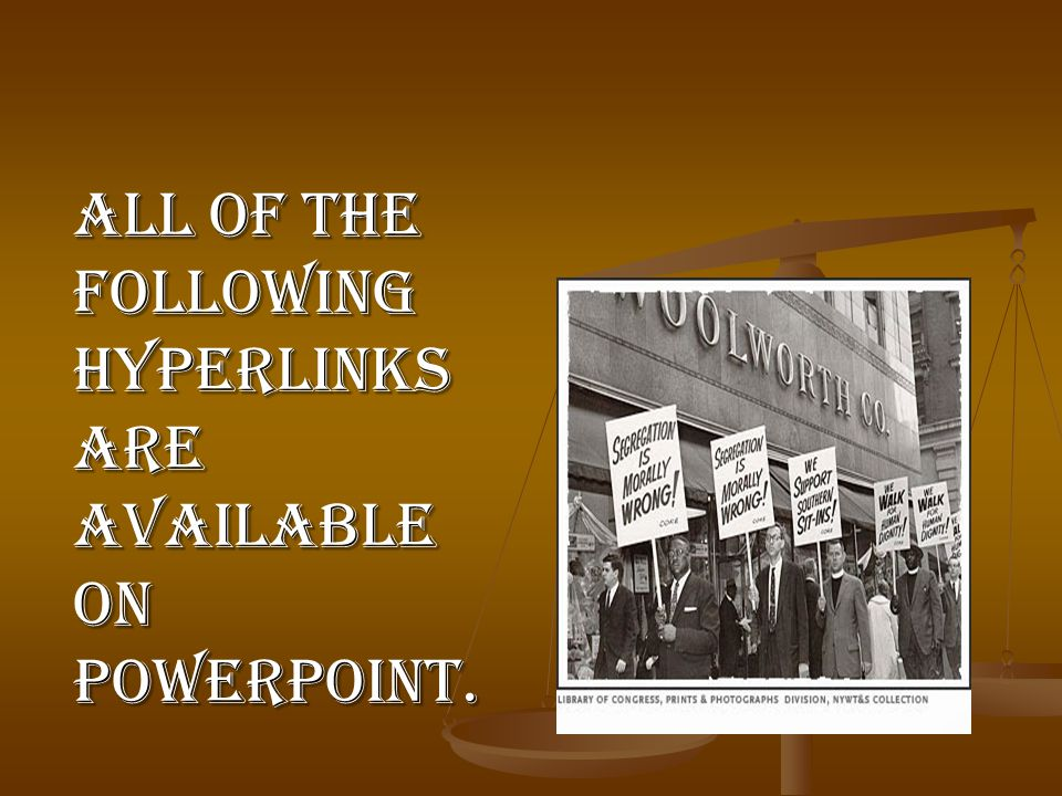 All of the following hyperlinks are available on powerpoint.