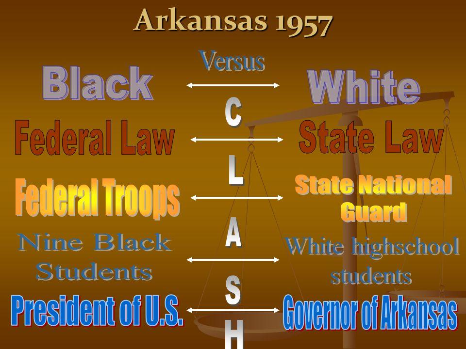 Arkansas 1957