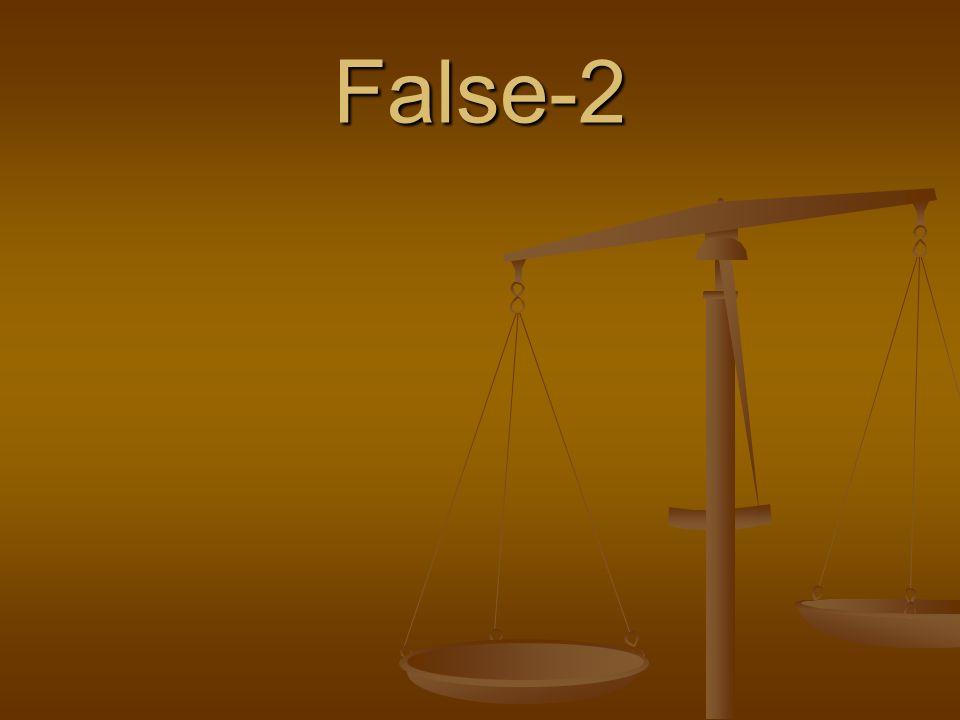 False-2