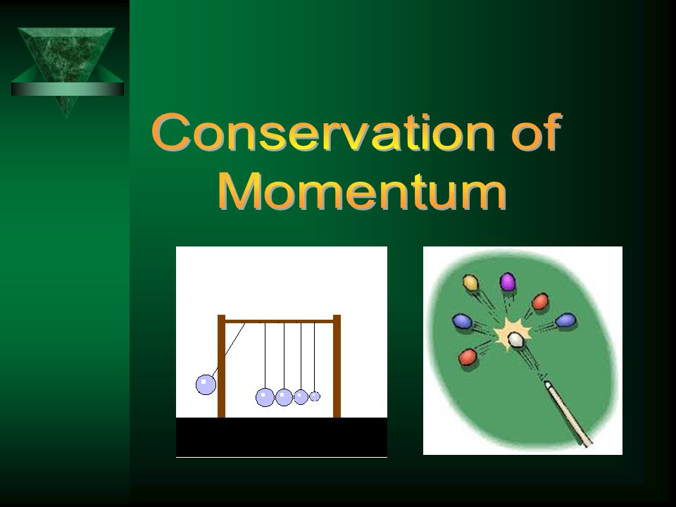 Last time, we examined how an external impulse changes the momentum of an object.