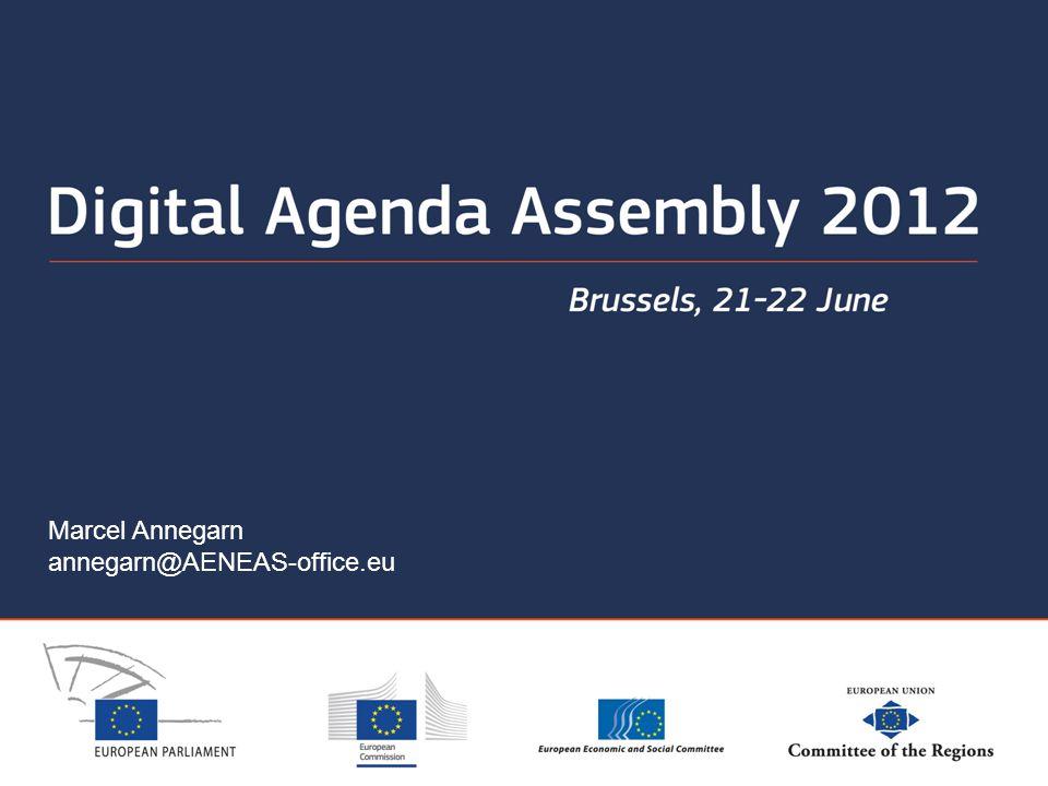 Marcel Annegarn annegarn@AENEAS-office.eu