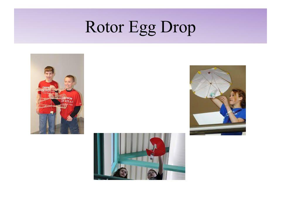 Rotor Egg Drop