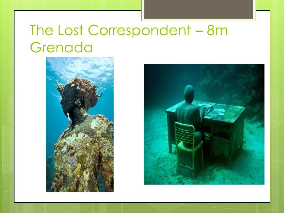 The Lost Correspondent – 8m Grenada