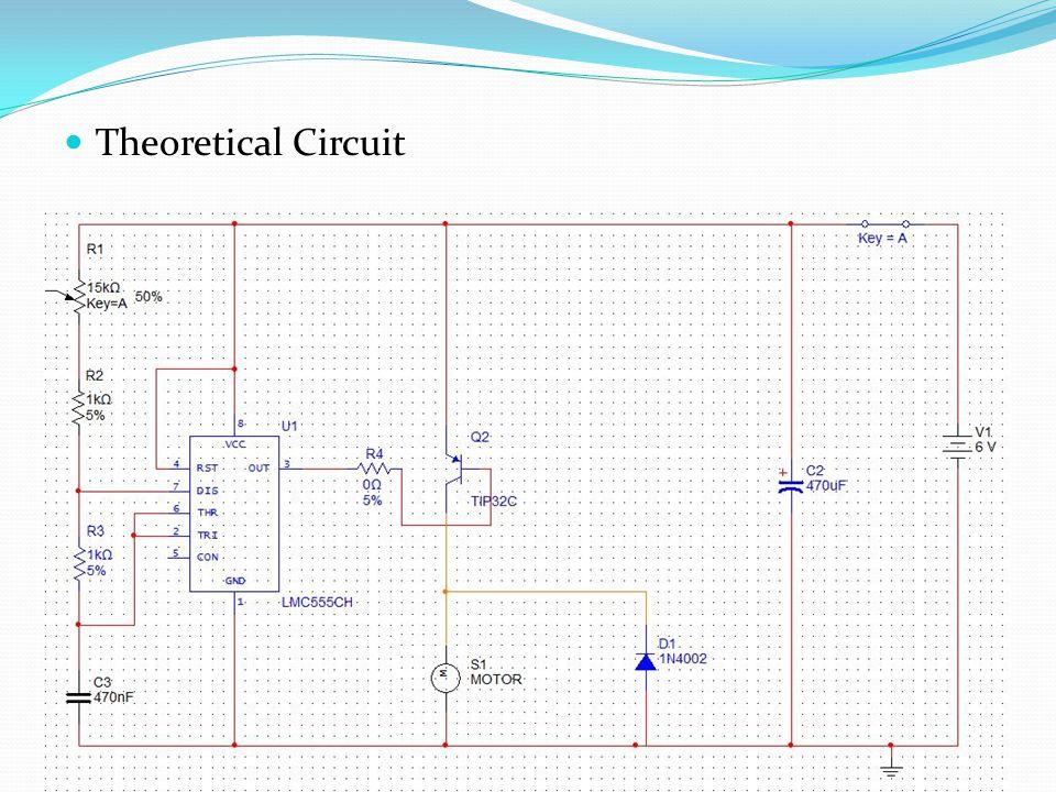 Actual Circuit & Connection