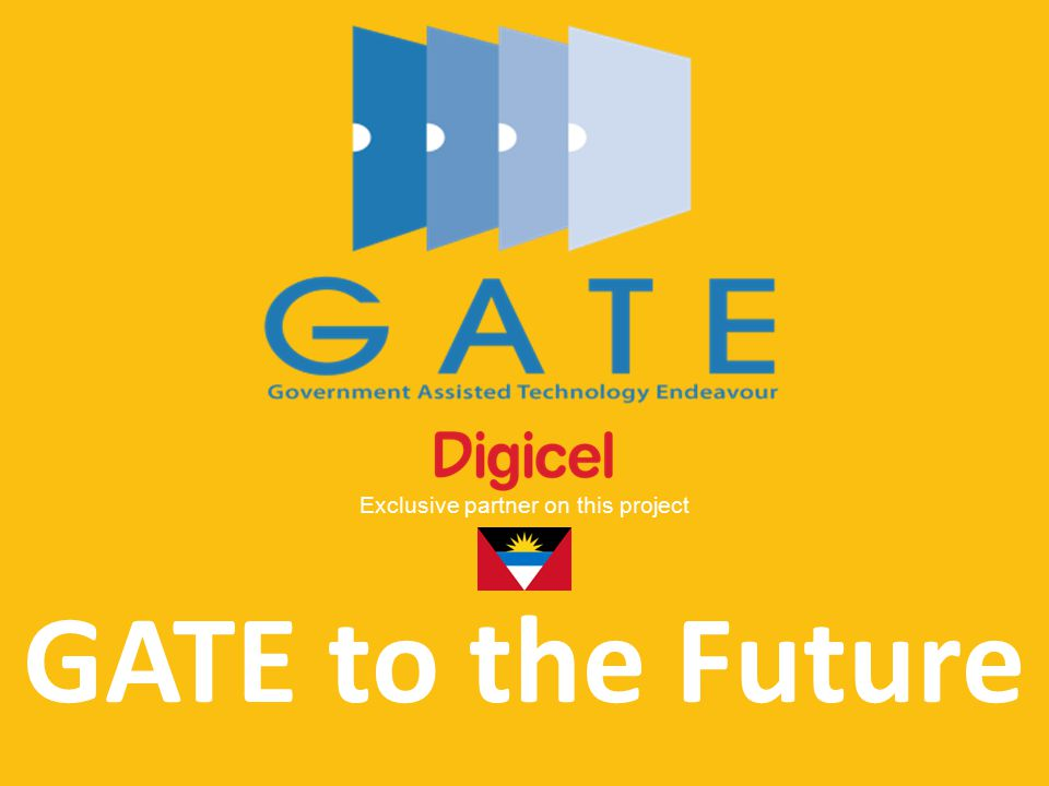 Exclusive partner on this project GATE to the Future