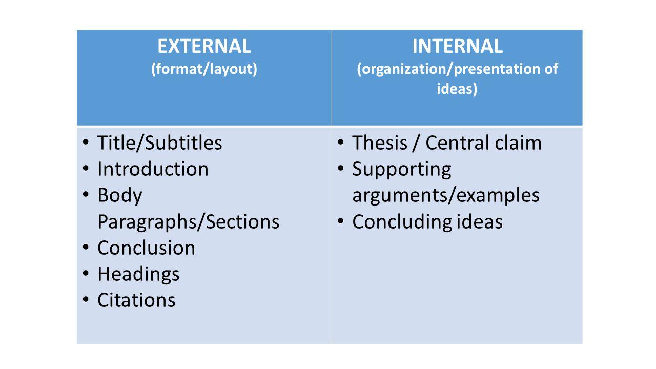 Narrative Text Structure (aka.