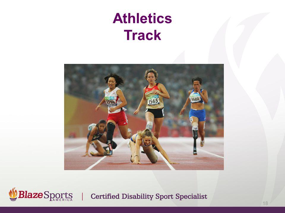 Athletics Track 18