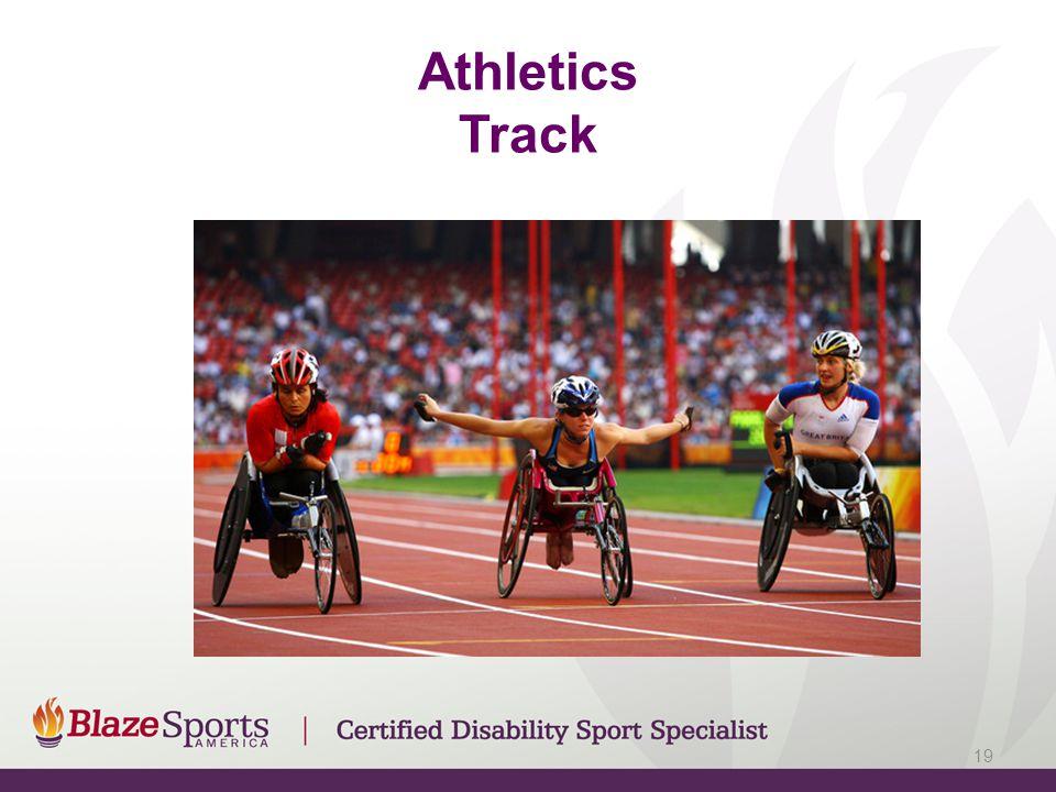 Athletics Track 19