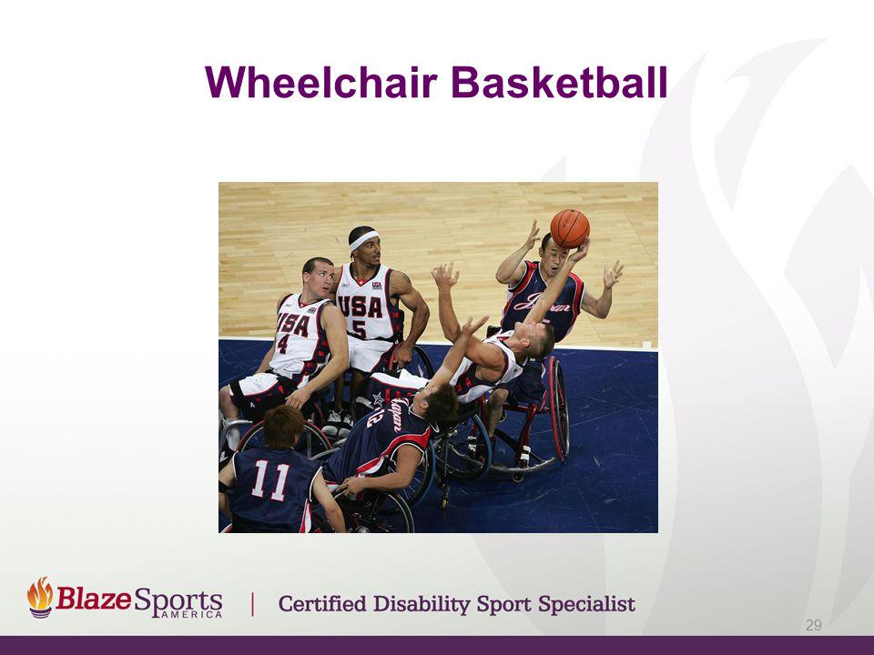 Wheelchair Basketball 29