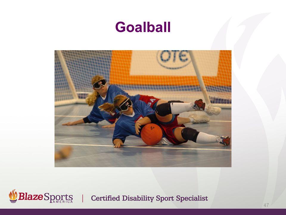 Goalball 47