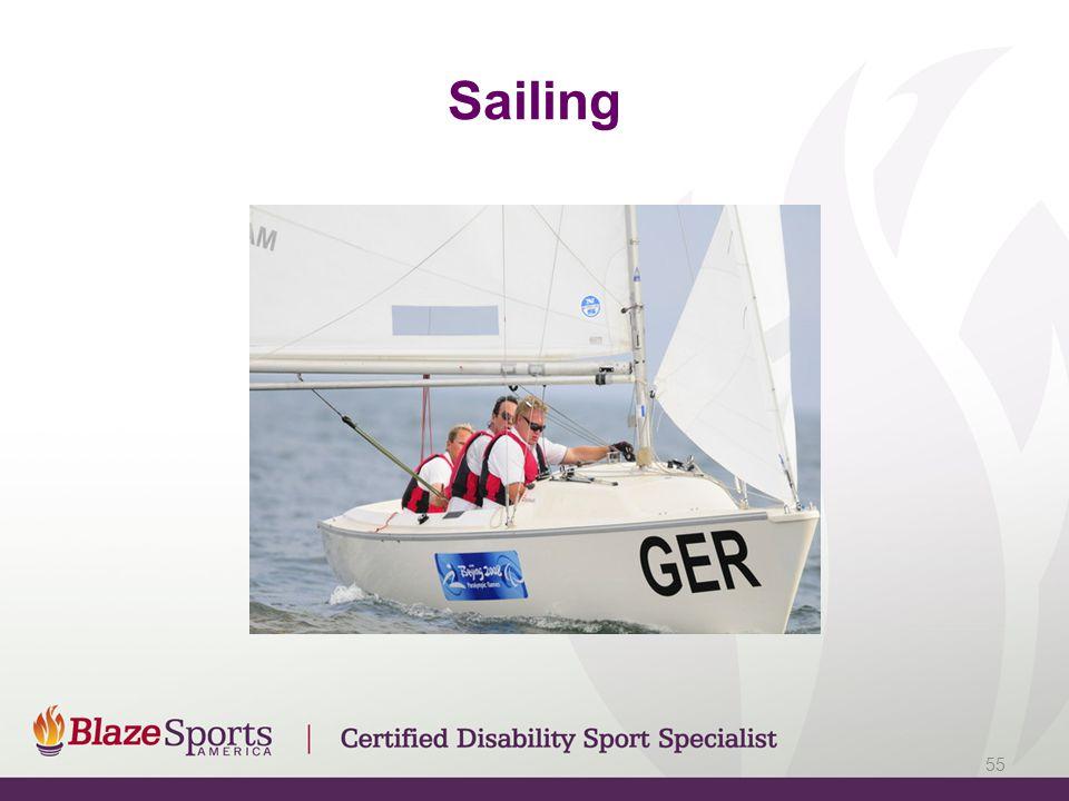 Sailing 55