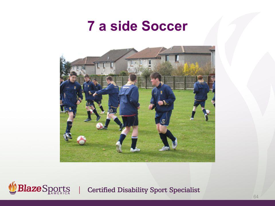 7 a side Soccer 64