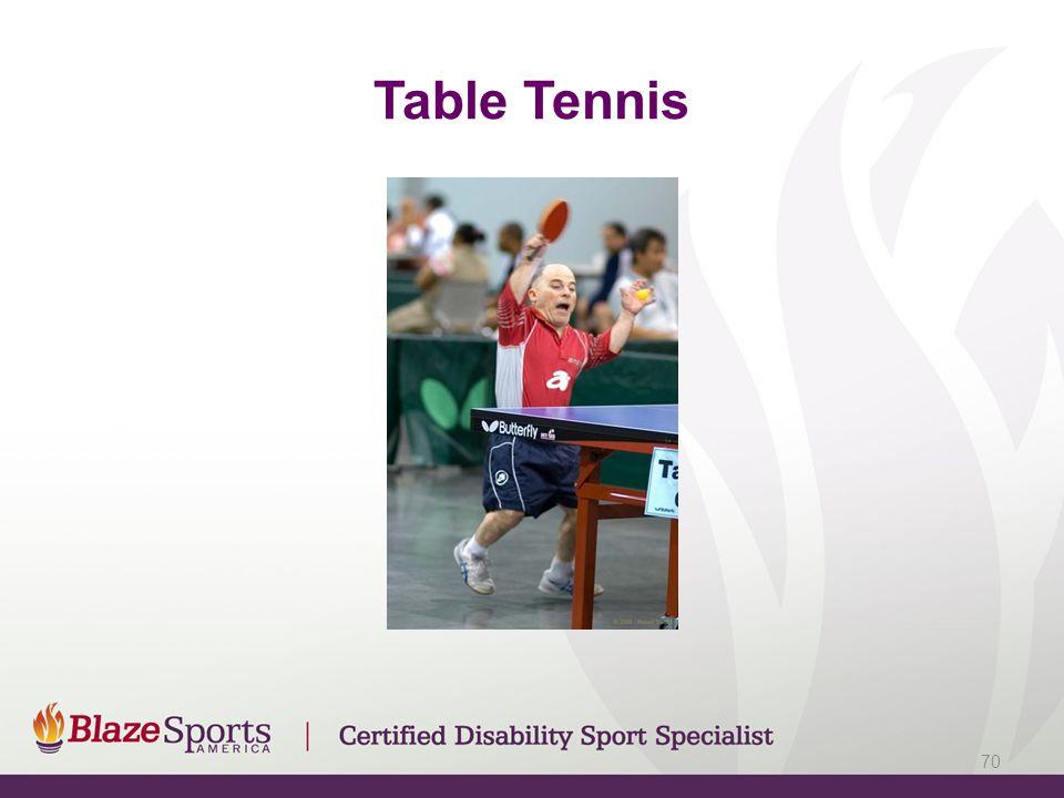Table Tennis 70