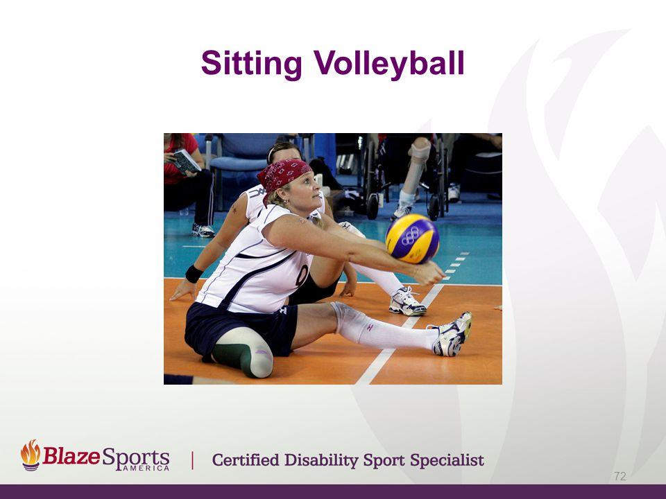 Sitting Volleyball 72
