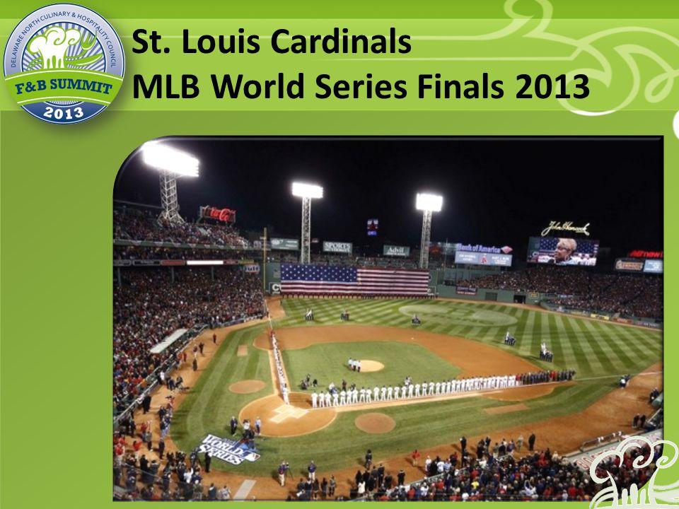 St. Louis Cardinals MLB World Series Finals 2013 11